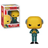 Funko Pop! Television: Simpsons - Mr Burns - Television Gifts