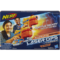 Nerf Laser Ops Classic - 2 Pack - Nerf Gifts