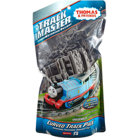 Thomas and Friends Trackmaster - Curved Track Pack - Thetoyshopcom Gifts