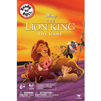 Take and Play The Lion King Game - Lion King Gifts