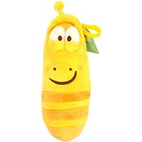 Larva 30cm Plush Toy - Yellow - Yellow Gifts