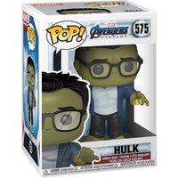 Funko Pop! Marvel: Endgame - Hulk with Taco Bobble-Head