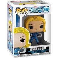 'Funko Pop! Marvel: Fantastic Four - Invisible Girl Bobble-head