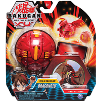 Bakugan Battle Planet Deka Bakugan Jumbo Bakucore - Dragonoid - Bakugan Gifts