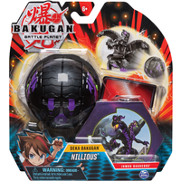 Bakugan Battle Planet Deka Bakugan Jumbo Bakucore - Nillious - Bakugan Gifts