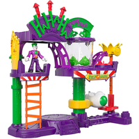 Fisher-Price Imaginext DC Super Friends - The Joker Laff Factory - Fisher Price Gifts