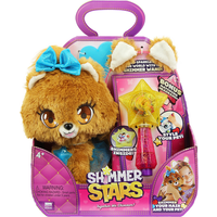 Shimmer Stars Bubble the Puppy - Puppy Gifts