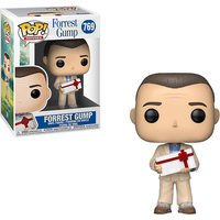 Funko Pop! Movies: Forrest Gump - Forrest Gump With Chocolates