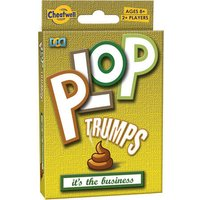 Plop Trumps Card Game - The Entertainer Gifts