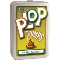 Poo Plop Trumps - Poo Gifts