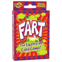 Fart The Explosive Card Game - The Entertainer Gifts