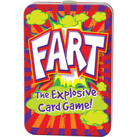 Fart The Explosive Card Game