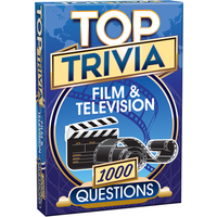 Top Trivia 1000 Questions - Film and Television