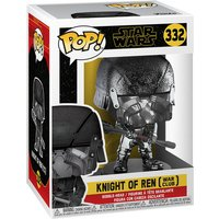 Funko Pop! Star Wars: The Rise of Skywalker - Knight of Ren War Club Bobble-Head