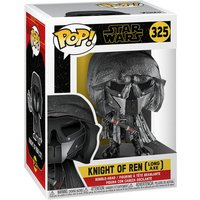 Funko Pop! Star Wars: The Rise of Skywalker - Knight of Ren Long Axe Bobble-Head