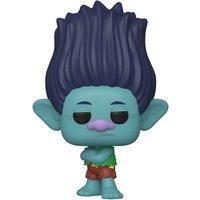 Funko Pop! Movies: Trolls World Tour - Branch (Styles Vary)