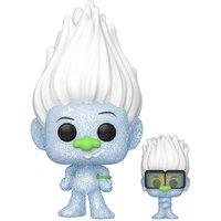 Funko Pop! Movies: Trolls World Tour - Hip Hop Guy and Buddy
