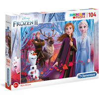 Disney Frozen 2 104 Piece Puzzle