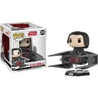 Funko Pop! Star Wars: The Last Jedi - Kylo Ren with Tie Fighter (Bobble-Head)