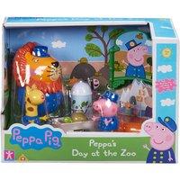 Peppa Pig Theme Playset (3 Asst)