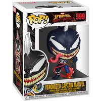 Funko Pop! Marvel: Max Venom - Captain Marvel