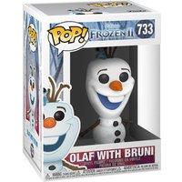 Funko Pop! Disney: Frozen 2 - Olaf with Bruni