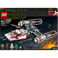 LEGO Star Wars Resistance Y-Wing Starfighter Set - 75249 - The Entertainer Gifts