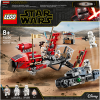LEGO Star Wars Pasaana Speeder Chase Building Set - 75250 - Building Gifts