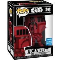 Funko Pop! Star Wars - Boba Fett UK Exclusive (Standard Size Bobble-Head)