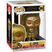 Funko Pop! Star Wars: The Rise of Skywalker - C-3PO Bobble-Head (Red Eyes)