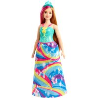 Barbie Dreamtopia Princess Doll - Blonde Hair with Butterfly Dress