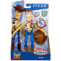 Disney Pixar Toy Story True Talkers Figure - Woody