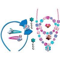 Disney Frozen 2 Hair Accessories Set - 8 Pack