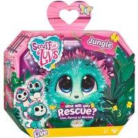 Scruff-a-Luvs Jungle Rescue Pet (Styles Vary)
