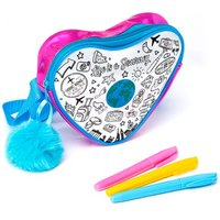 Create Your Own Glitter Belt Bag