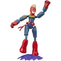 Bend and Flex Marvel Avengers Figure - Captain Marvel