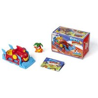 SuperZings Series 5 Sky Racer Vehicle and Figure (Styles Vary)