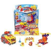 SuperZings Series 5 Rivals of Kaboom Mission - Fire Strike