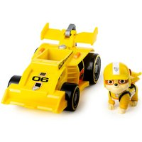 Paw Patrol Ready Race Rescue Race and Go Deluxe Vehicle - Rubble