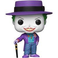Funko Pop! Heroes: Batman - 1989 Joker with Hat (Styles Vary)