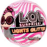 L.O.L. Surprise! Lights Glitter Doll (Styles Vary)