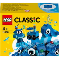 LEGO Classic Creative Blue Bricks - 11006