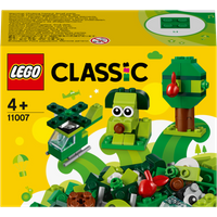 LEGO Classic Creative Green Bricks - 11007