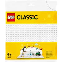 LEGO Classic White Baseplate - 11010