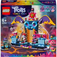 LEGO DreamWorks Trolls World Tour Volcano Rock City Concert - 41254