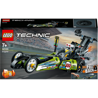 LEGO Technic 2-in-1 Dragster - 42103