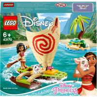 LEGO Disney Princess Moana's Ocean Adventure - 43170