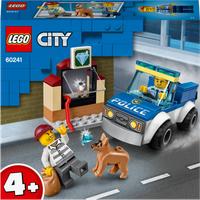 LEGO City Police Dog Unit - 60241
