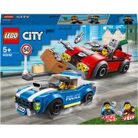 LEGO City Police Highway Arrest - 60242