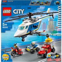 LEGO City Police Helicopter Chase - 60243